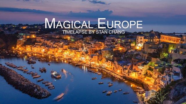 Magical Europe