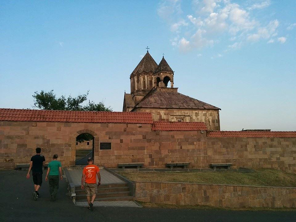 Gandzasar monastery in Vank