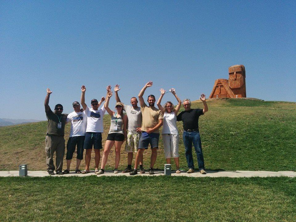 Symbol of Nagorno-Karabakh