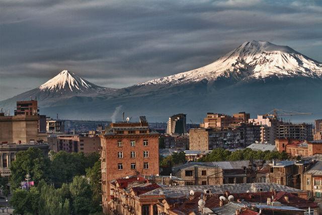 Visit Yerevan