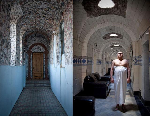 Tbilisi's Famous Baths