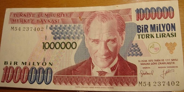 money in the caucasus