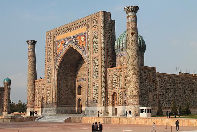 cities of uzbekistan