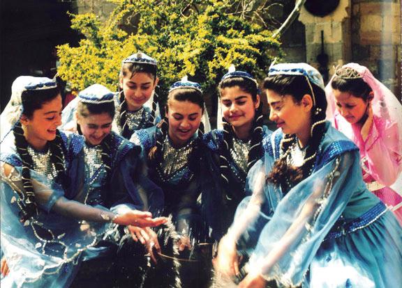 Azerigirls
