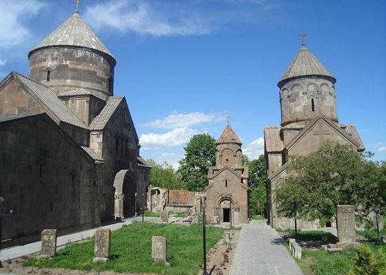 Tsaghkadzor-monastery