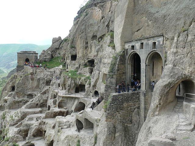 Cave City of Vardzia