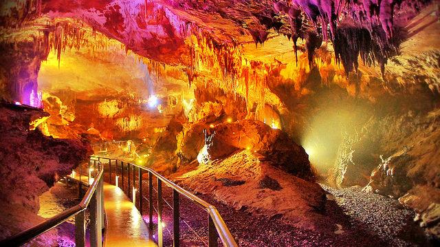 georgia's biggest cave