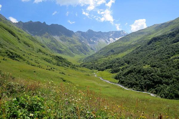 Zagar Pass