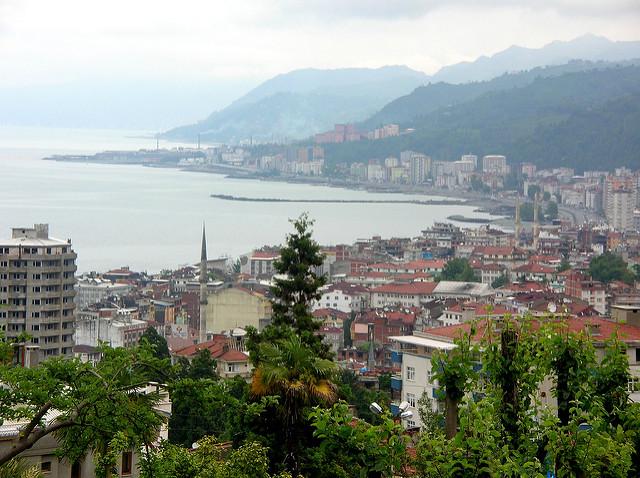 Turkey's Black Sea Cities
