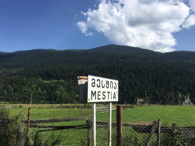 mestia georgia
