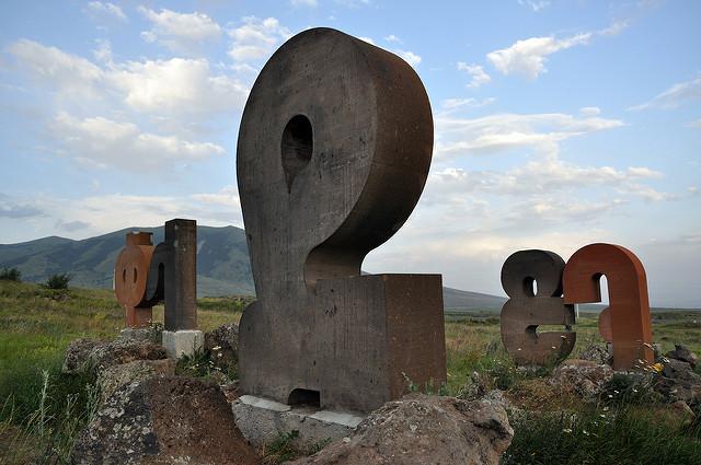 alphabets of the Caucasus