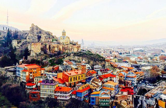essential places to go in georgia