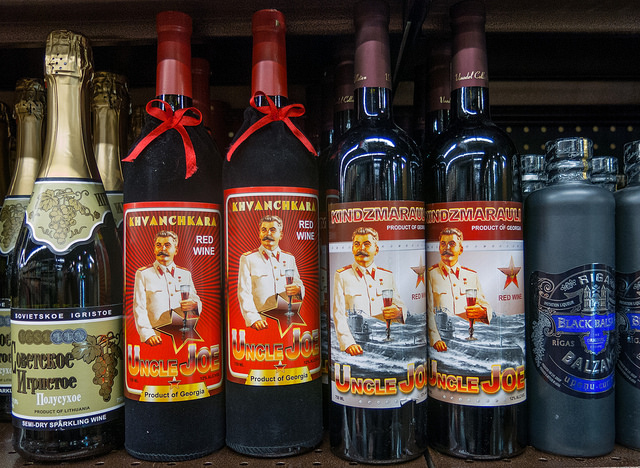 Stalin's Favourite WIne
