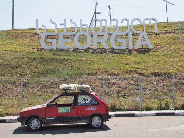 driving in georgia