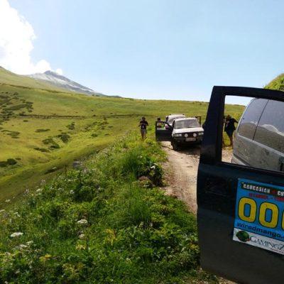Caucasian Challenge Rally Georgia Ushguli Svaneti