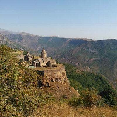 Caucasian Challenge Rally Armenia Tatev