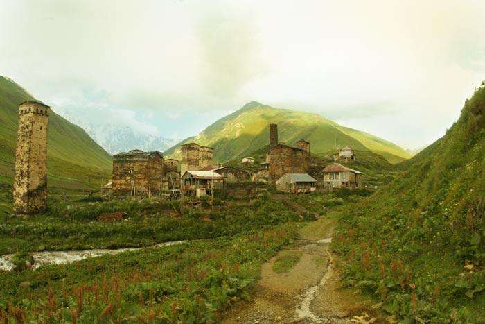 Caucasian Challenge Rally Georgia Mestia Ushguli Svaneti