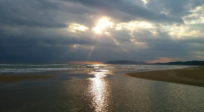 Caucasian Challenge Rally Turkey Sinop Beach