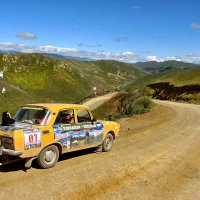 Caucasian Challenge Rally Armenia